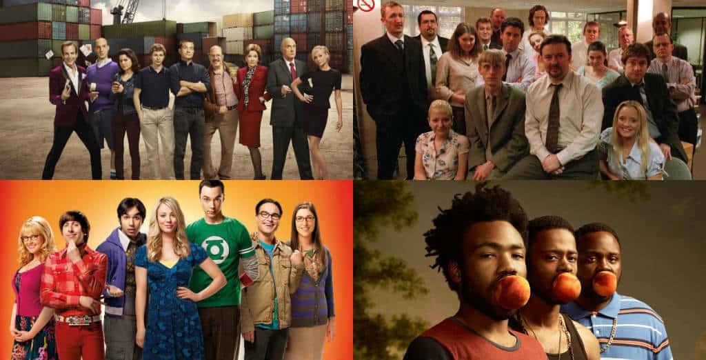 15 Najboljih Komedija Serija 21 stoljeća