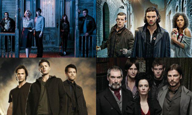 15 Najboljih Horor Serija – 21 stoljeće