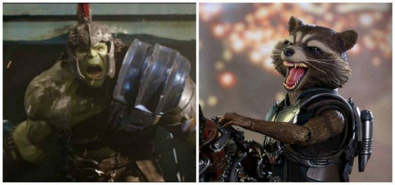Hulk će se udružiti s Rocket Raccoon u Avengers: Infinity War!