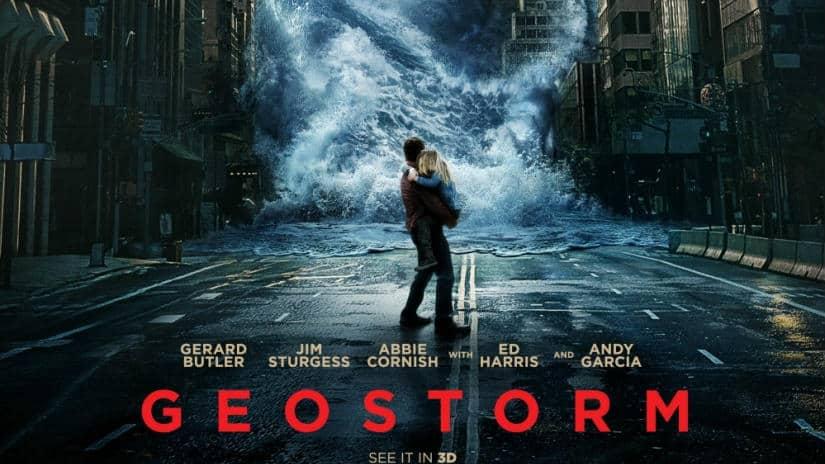 Recenzija: Geostorm (2017)