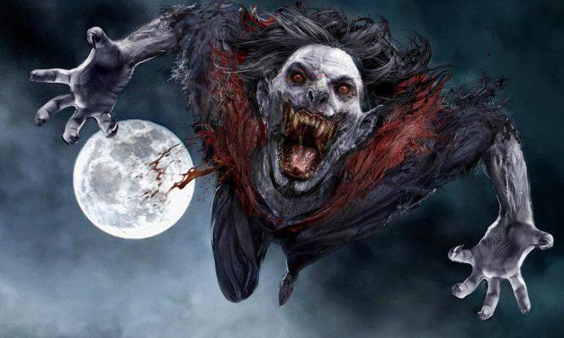 Jared Leto transformiran u Morbiusa u novom posteru