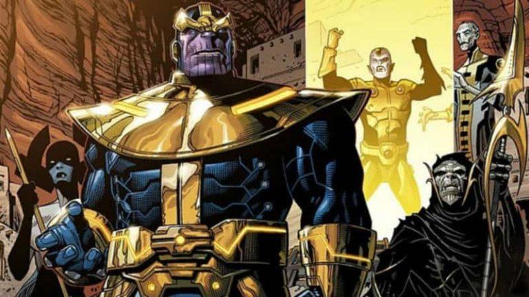 Kevin Feige priča o The Black Order u 'Avengers: Infinity War'