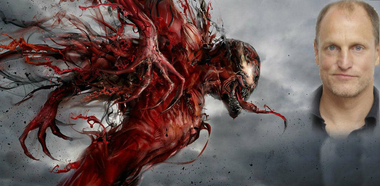 Venom: Woody Harrelson kao Carnage?!