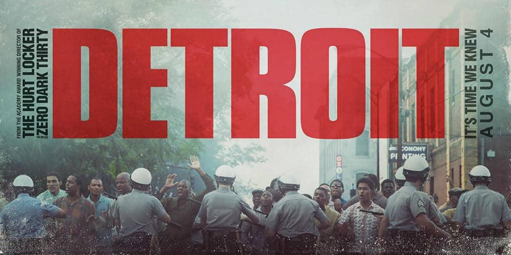Recenzija: Detroit (2017) - Svijet filma