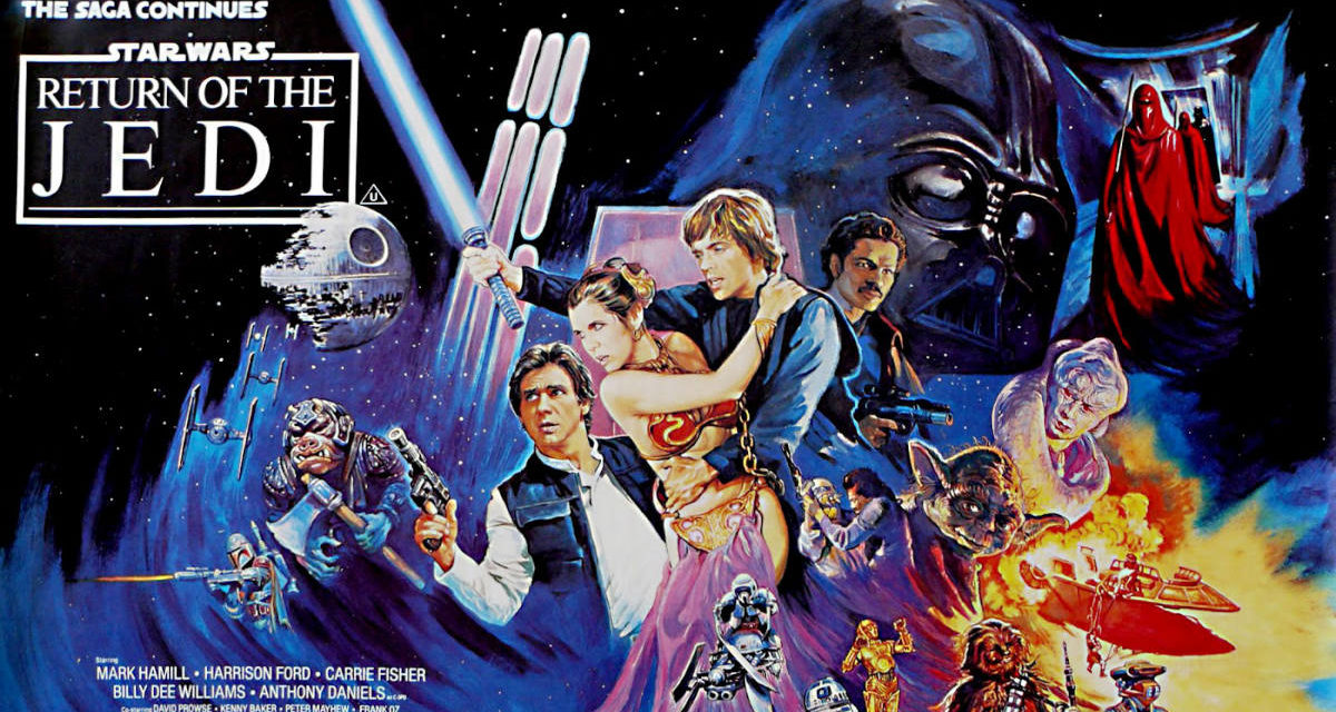 Star Wars – Episode VI: Return of the Jedi