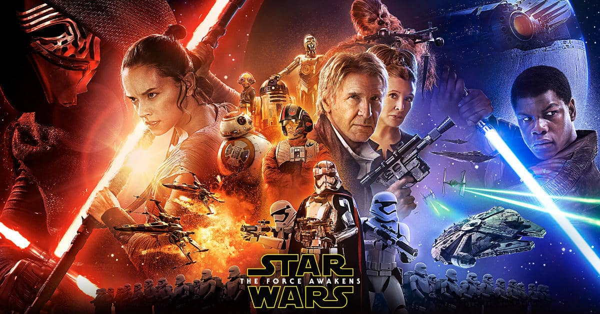 Star Wars: Episode VII – The Force Awakens