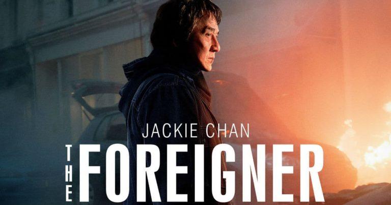 Recenzija: The Foreigner (2017)