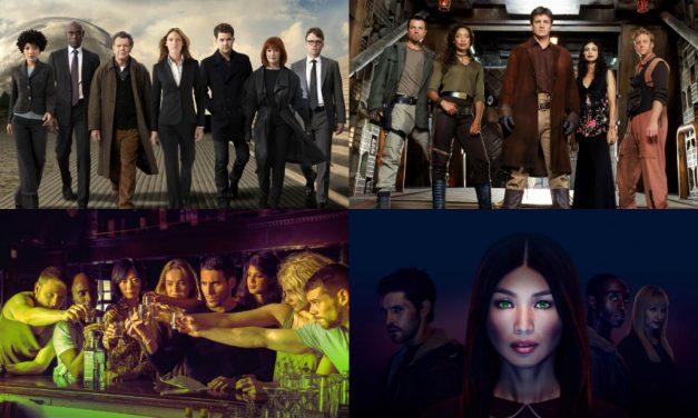 15 Najboljih SF Serija – 21 stoljeće