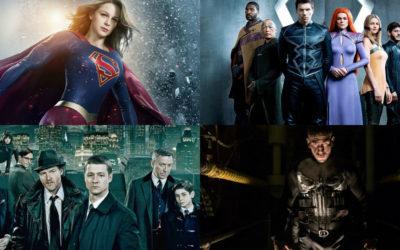 Sve Superhero TV serije poslagane od najgore do najbolje 2017!