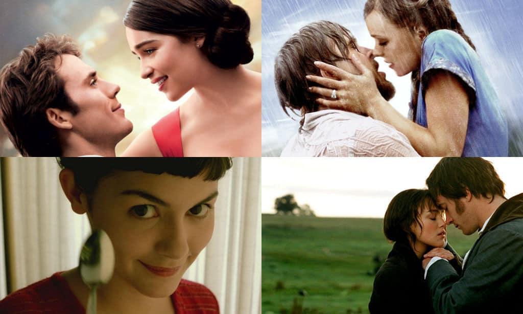 15 Najboljih Romantičnih Filmova – 21 stoljeće