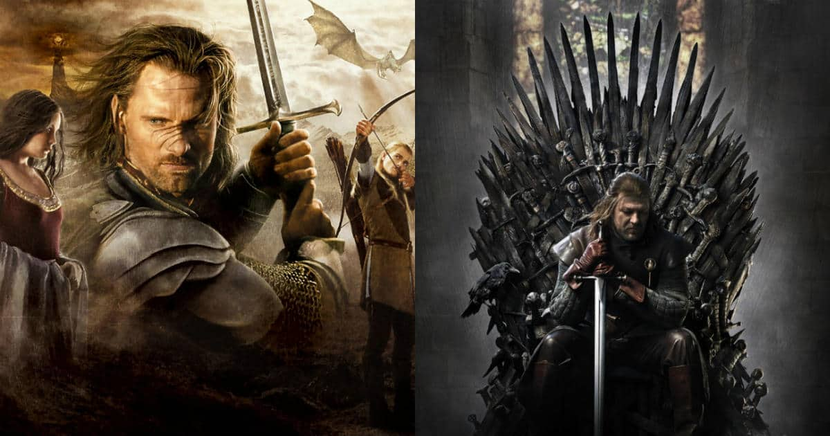 Može li se Lord of the Rings serija natjecati s Game of Thrones?