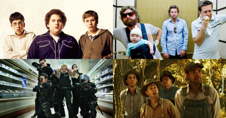 15 Najboljih Humorističnih Filmova – 21 stoljeće
