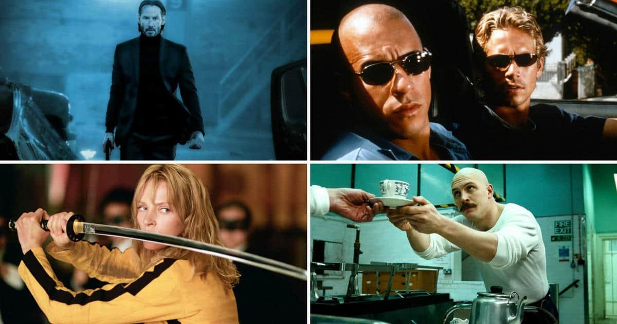 15 Najboljih Akcijskih Filmova – 21 stoljeće