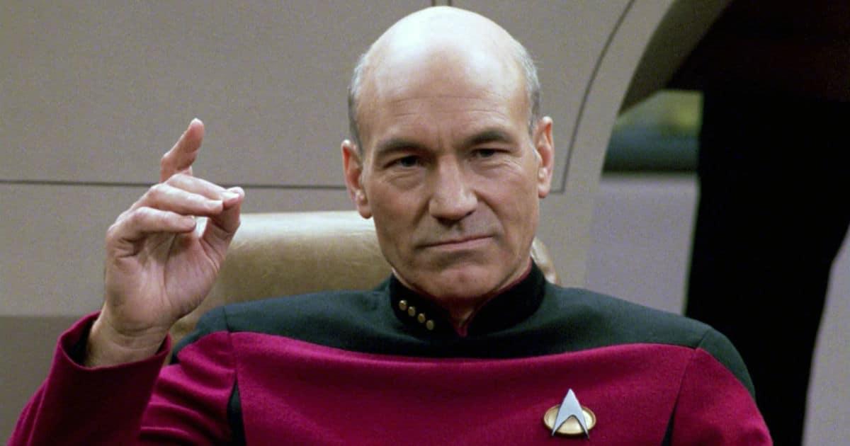 Patrick Stewart želi glumiti Jean-Luc Picard u Quentin Tarantino Star Trek filmu!