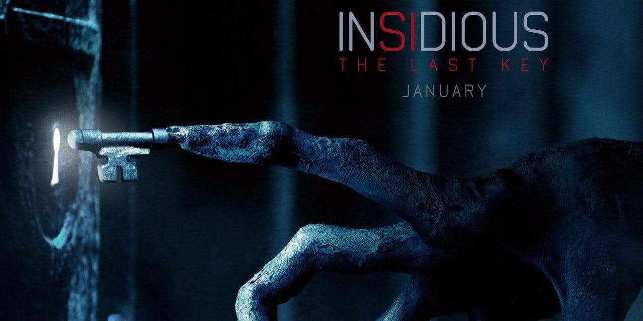 Trailer: Insidious: The Last Key (2018) - Svijet filma