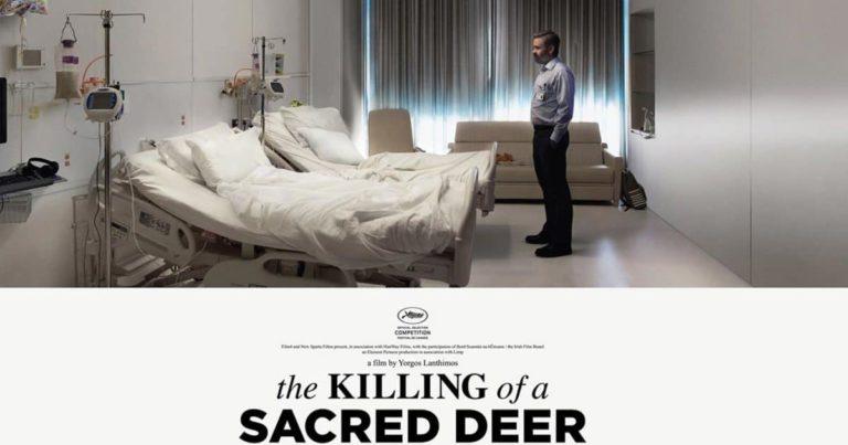 Recenzija: The Killing of a Sacred Deer (2017)