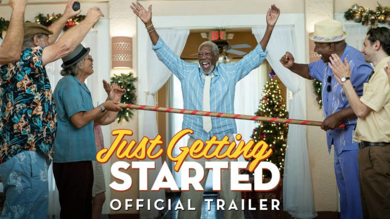 Trailer: Just Getting Started (2017)