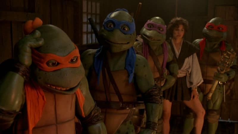 Teenage Mutant Ninja Turtles III(1993)