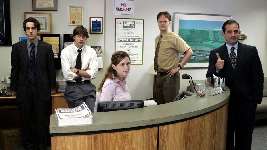 The Office - planirano oživljavanje - Svijet filma