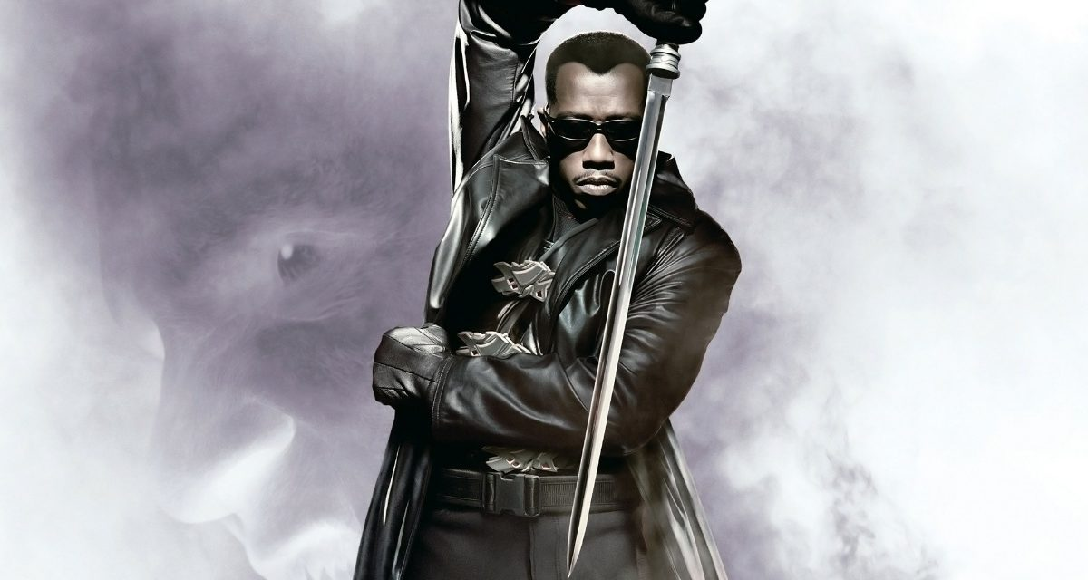 Wesley Snipes 'najavljuje' dva nova projekta u Blade svemiru!