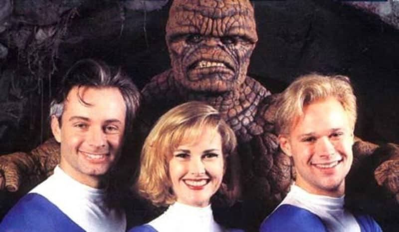 The Fantastic Four(1994)
