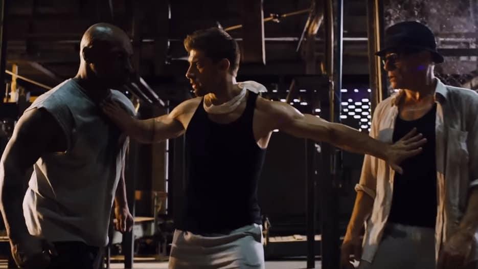 Kickboxer Retaliation – Van Damme vs Mike Tyson – Video klip iz filma!