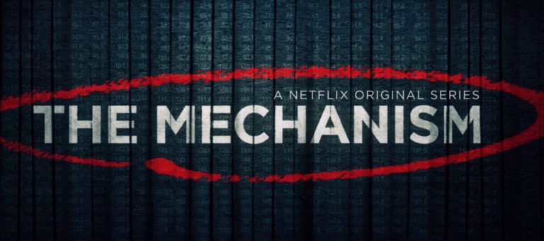 Trailer: The Mechanism (2018-)