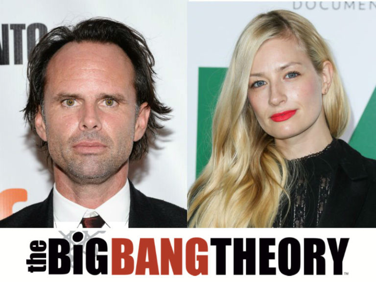 Walton Goggins i Beth Behrs se pridružuju seriji The Big Bang Theory!