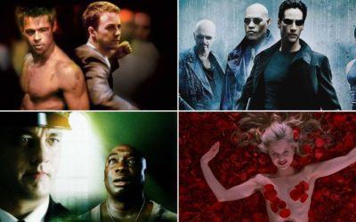 15 najboljih filmova, prije 20 godina!