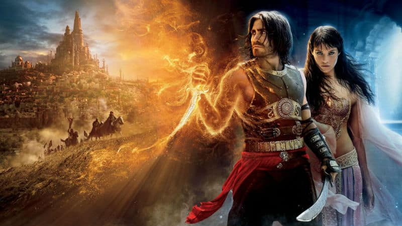 Prince of Persia: The Sands of Time (2010)