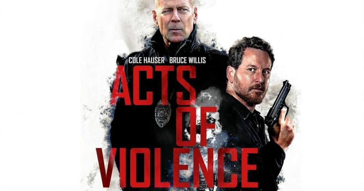 Acts of Violence (2018) - Video isječak iz filma - Svijet filma