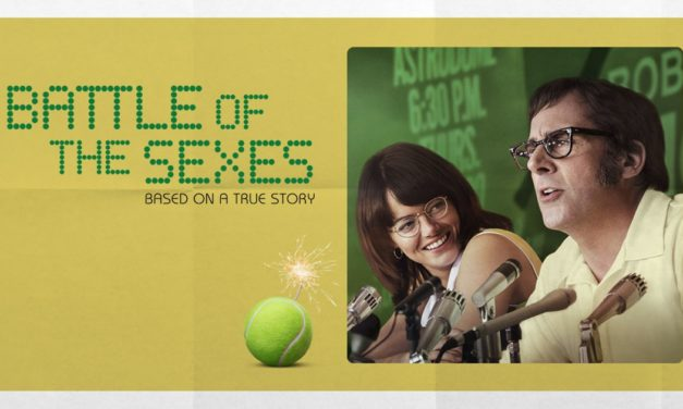Recenzija: Battle of the Sexes (2017.)