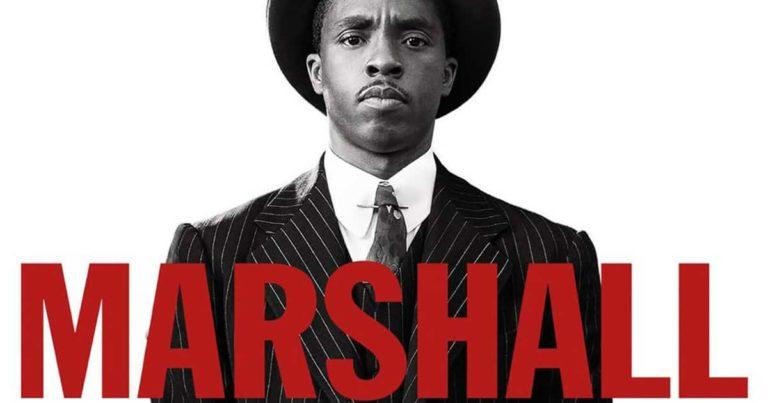 Recenzija: Marshall (2017)