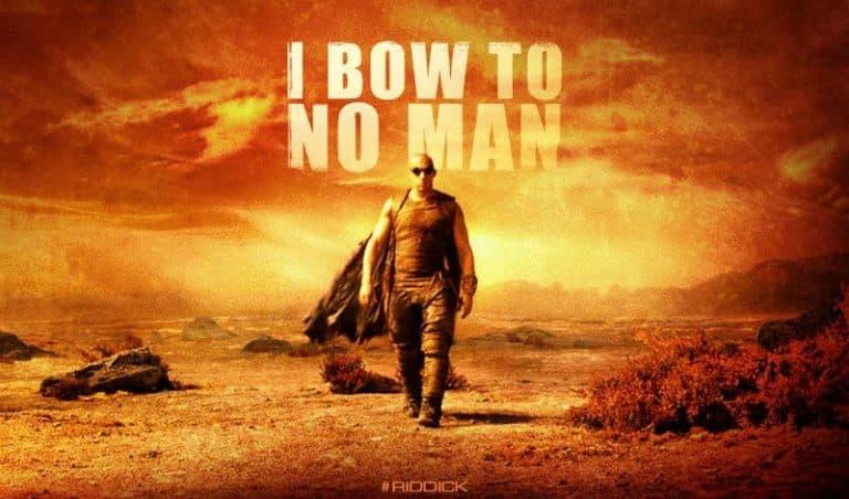 Riddick 4: Furya skripta završena Vin Diesel potvrdio