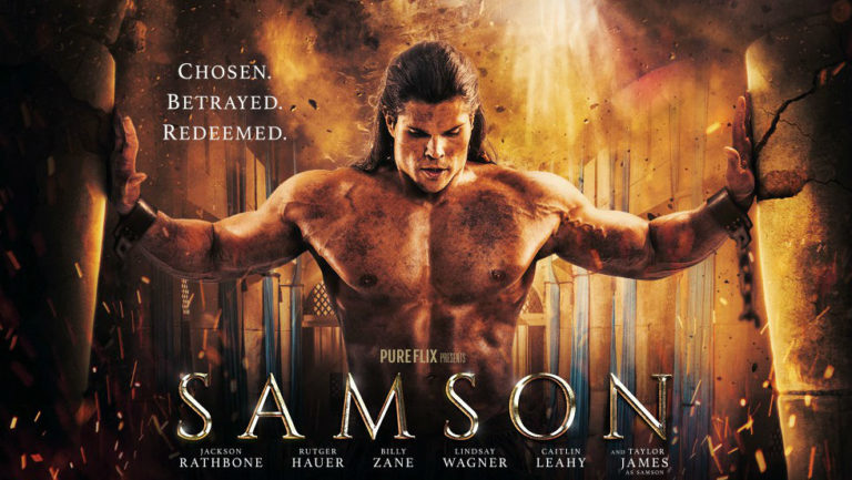 Trailer: Samson (2018)