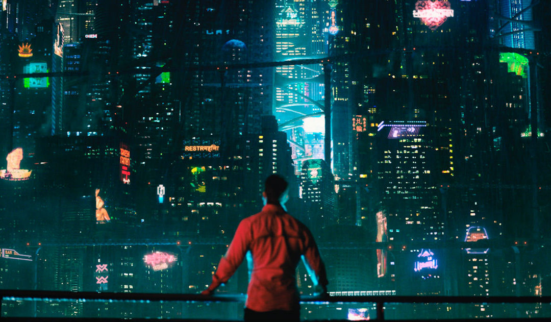 Recenzija: Altered Carbon (2018– )