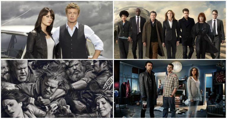 10 Najboljih serija prije 10 godina