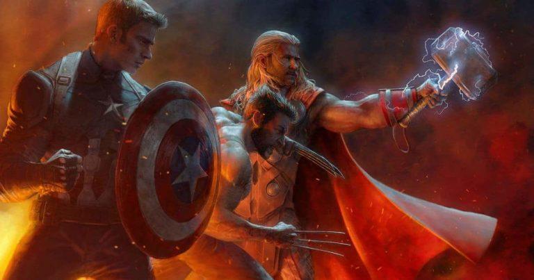 Zvijezda 'Avengers' Chris Hemsworth misli da bi bilo odlično raditi s X-Men