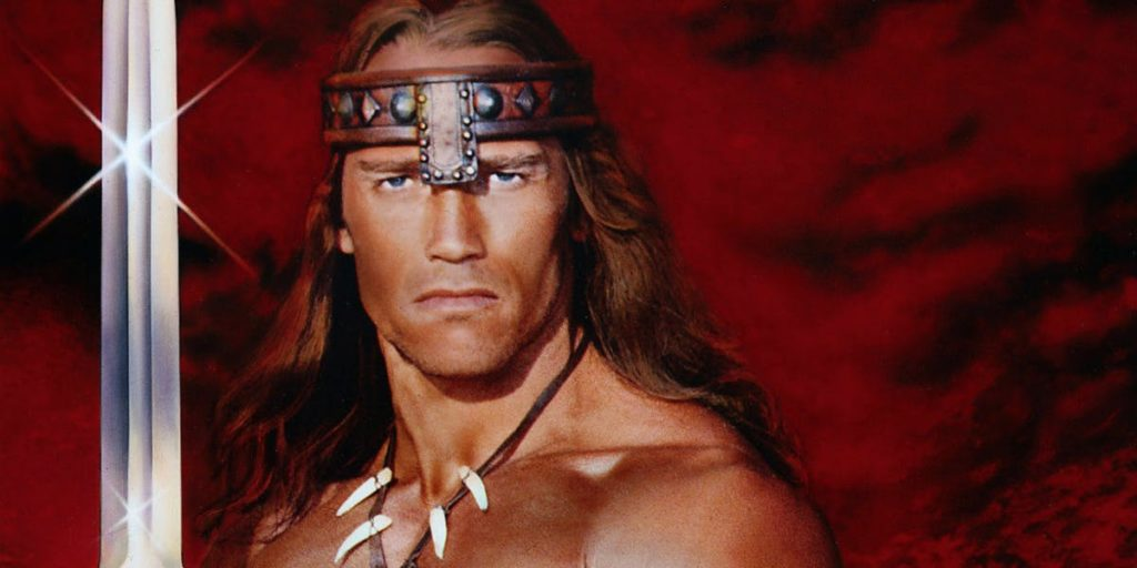 Conan the Barbarian - TV serija u izradi!!! - Svijet filma