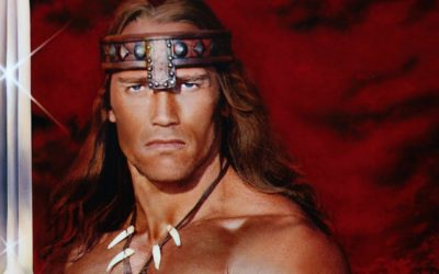Netflix razvija Live-Action 'Conan the Barbarian' TV seriju