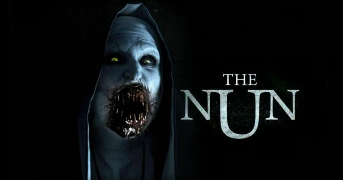 Recenzija The Nun Časna