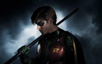 'Titans' Sezona 2 Slika sa Seta otkriva Brentona Thwaitesa kao Nightwinga