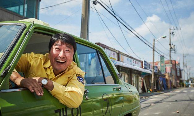 Recenzija: A Taxi Driver (2017)