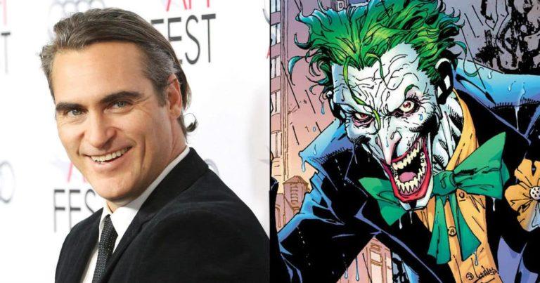 Joaquin Phoenix mogući Joker u nadolazećem solo filmu Martin Scorsesea