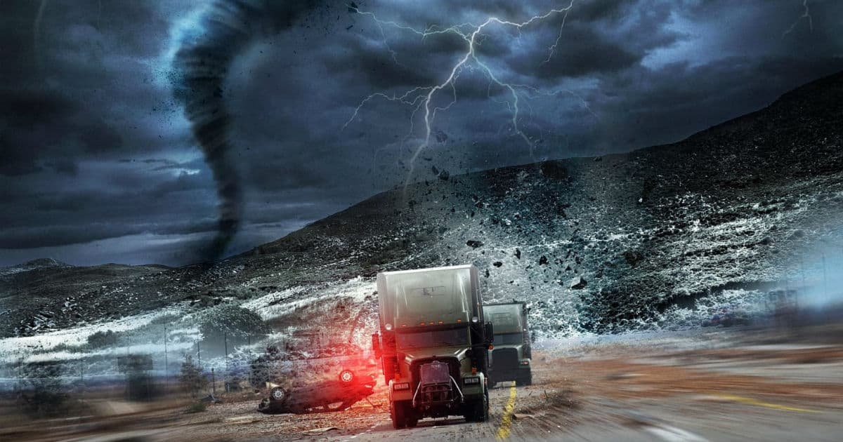 Trailer: The Hurricane Heist (2018) - Svijet filma