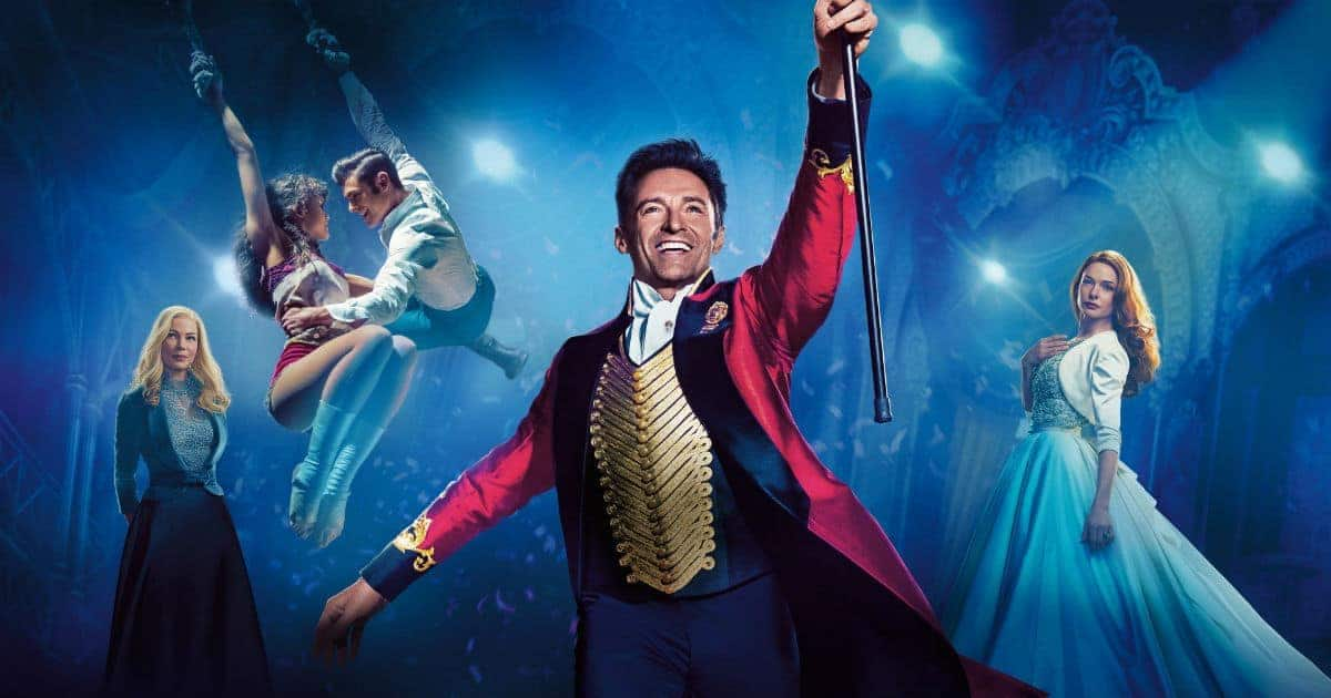 Recenzija: The Greatest Showman (2017)