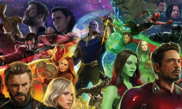Stigle su prve reakcije na Avengers: Infinity War!