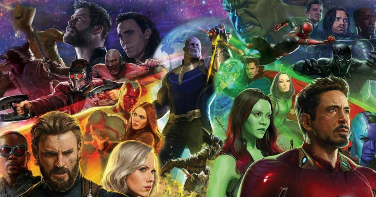 Avengers Infinity War (2018) – 4 TVspota/trailera/video-klipa