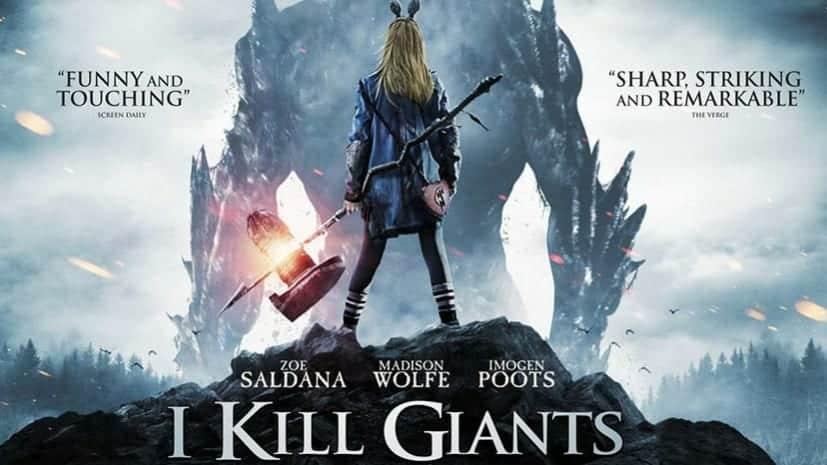 Recenzija: I Kill Giants (2017) - Svijet filma