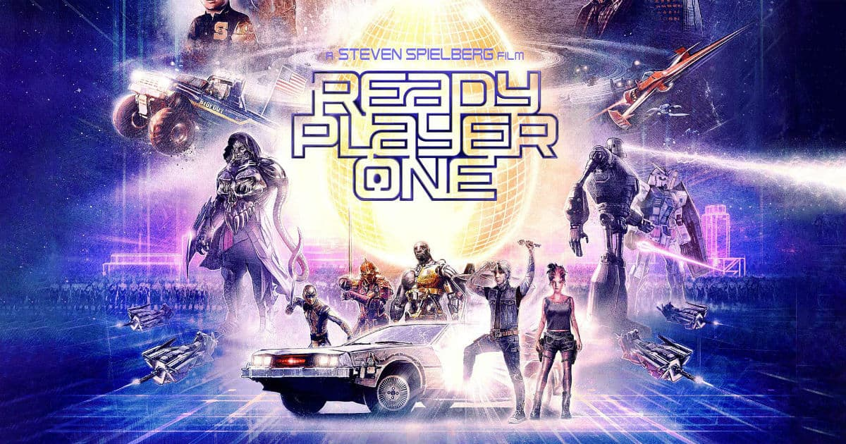 Recenzija: Ready Player One (2018)